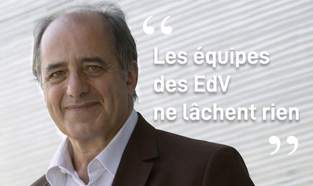 Jean-Pierre Mas, le président des EDV, a adressé un message aux adhérents -DR