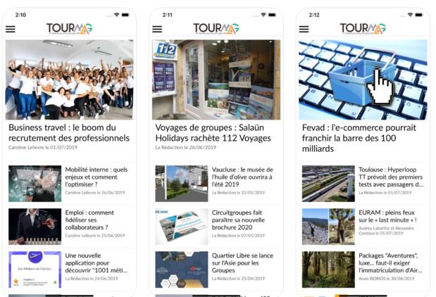 TourMaG.com en intégralité dans la poche !