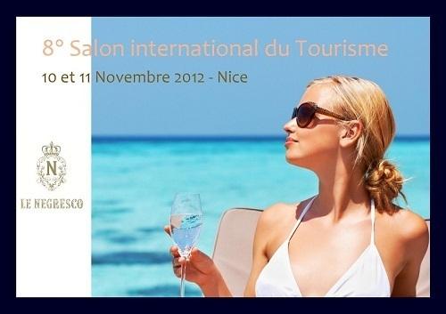 L'Hôtel Negresco de Nice accueillera la 8e édition du salon international du tourisme - DR