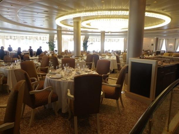 Le Riviera joue à fond la carte de la gastronomie sous toutes ses formes - Photo M.B.