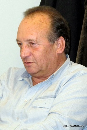 Georges Cid /photo JDL