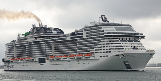 MSC Croisières a annoncé en fin de semaine dernière que les MSC Grandiosa et MSC Magnifica, reprendront respectivement leurs opérations en Méditerranée à partir du 16 et 29 août 2020 /crédit photo Wikipedia