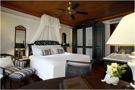 Le Centara Grand Beach Resort & Villas Hua Hin dispose de 207 chambres et suites - Photo DR