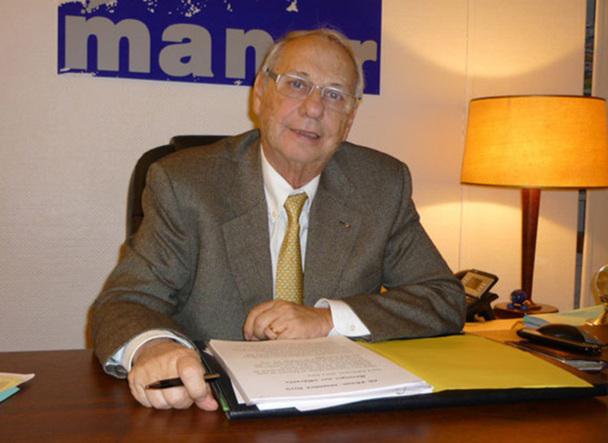 """Plus de 170 inscrits aux Journées des dirigeants, """"c'est un record absolu"""", s'enthousiasme Jean Korcia, président du GIE Manor - DR : M.S."""