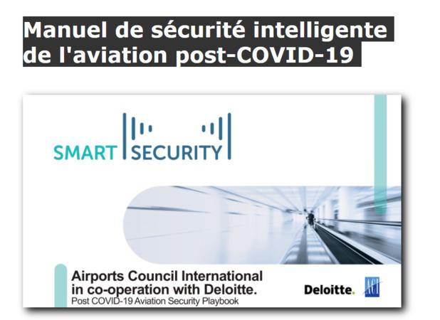 COVID-19 : ACI World publie un nouveau guide de sûreté pour les aéroports