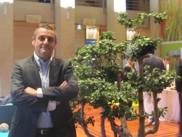 Bruno James est le Directeur Général du Comité Régional du Tourisme PACA - Photo P.C.
