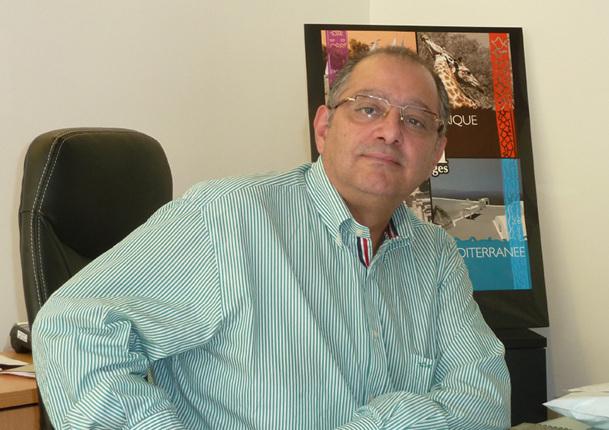 Baher Ghabbour est l'actionnaire-gérant de Sakkara Tours International - DR : M.SANI