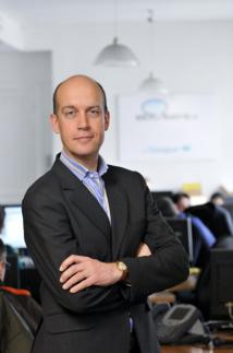 Guillaume Cussac, directeur général France & Grande Bretagne d'ebookers - DR
