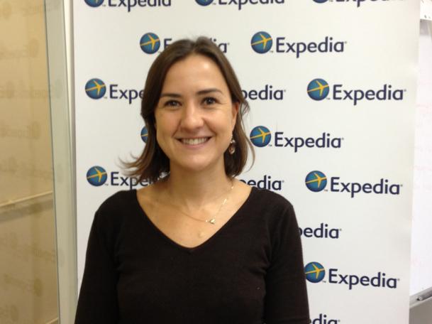 """""""Les investissements technologiques réalisés par Expedia sont partagés par l'ensemble des sites du groupe Expedia Inc  et nous respectons une certaine cohérence de marque mais chaque marché a des besoins différents"""", explique Isabelle Pinson, managing director France, Belgique et Pays-Bas.- PHOTO GB"""