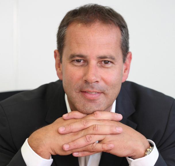 Patrice Caradec, PDG Transat France se disait satisfait de la performance des mois d'été qui lui permettait d'évaluer le chiffre d'affaires annuel à 505 millions d'euros, soit un peu meilleur que le CA de 2011 - Photo crédits L. Maisant