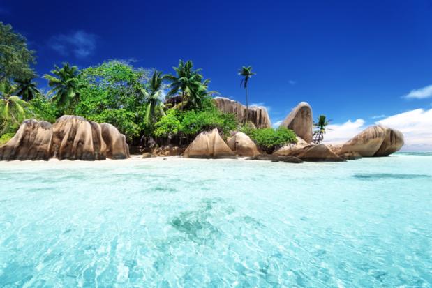 """Les Seychelles, depuis ce lundi 17 août 2020, ont sorti les Français de la liste """"safe"""" de l'archipel /crédit DepositPhoto"""