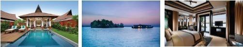 Le 1er resort de Banyan Tree en Inde sera situé sur une île privée dans la région du Kerala - Photo DR