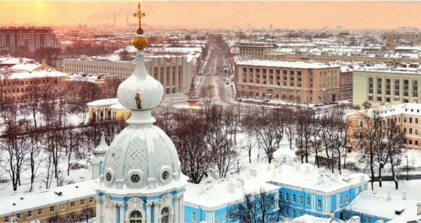 Jet Tours propose un réveillon dans la cité des tsars - DR : Thomas Cook