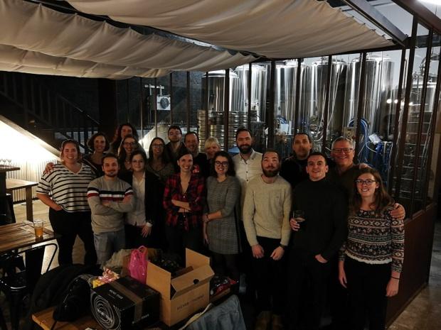 L'équipe de Loire Valley Tours par France Intense, une agence fondée il y a 17 ans, présente en Val de Loire et maintenant partout en France - DR : France Intense