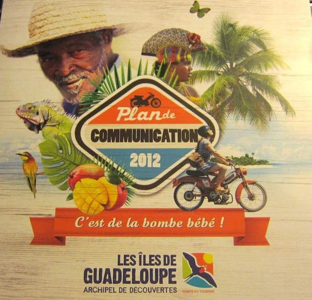 La Guadeloupe a lancé un plan de communication d'un montant de 1,7 million d'euros - DR