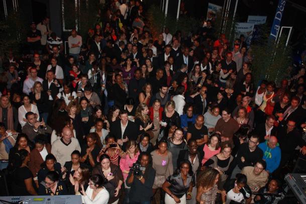 Plus de 500 agents de voyages se sont retrouvés jeudi 15 novembre à Paris afin de célébrer la Guadeloupe - DR : L-A.C.