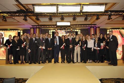 Hospitality Awards 2006 : Lucien Barrière remporte le grand prix du Jury