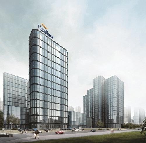 Chine : Ascott va ouvrir une résidence Citadines à Chengdu en 2014