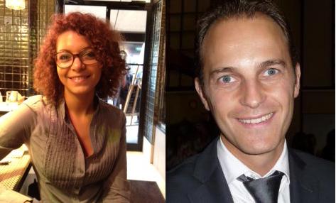 Audrey Brosset et Mourad Amokrane - DR