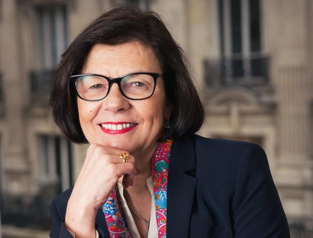Alix Philippon, présidente de l'APST /crédit DR