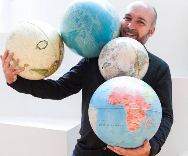 Frédéric d'Hauthuille va transformer son agence rue d'Argenteuil (Paris) en un espace de coworking thématisé - DR : Monde Authentique
