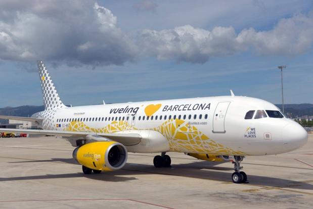 Pour septembre, Vueling réduit l'ensemble son plan de vols de 20% par rapport à celui d'août 2020 - DR