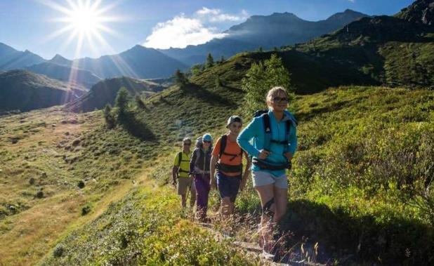 La région Savoie Mont Blanc affiche un bilan relativement satisfaisant avec un taux moyen d'occupation de 55%, en baisse de 4 points - DR : Savoie Mont Blanc - Martelet