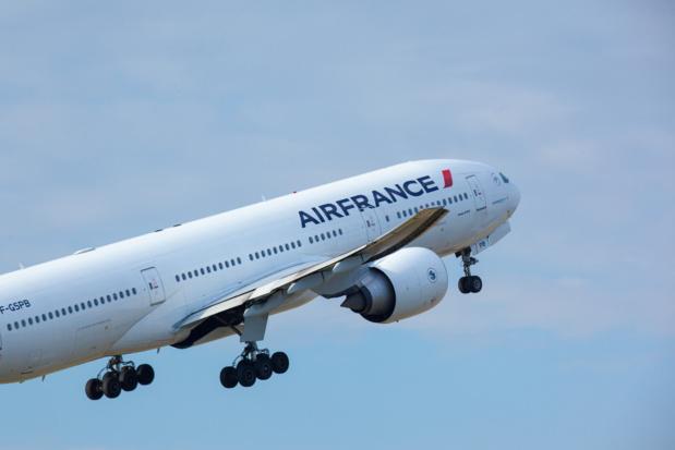 3 vols quotidiens supplémentaires vers les Antilles en B777 depuis CDG /crédit AF