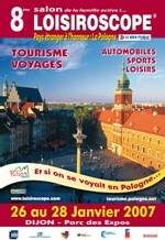 Loisiroscope table sur 15 000 visiteurs en 2007