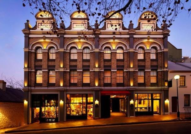 Le nouveau MGallery Harbour Roc Rocks Hotel situé à Sydney. DR