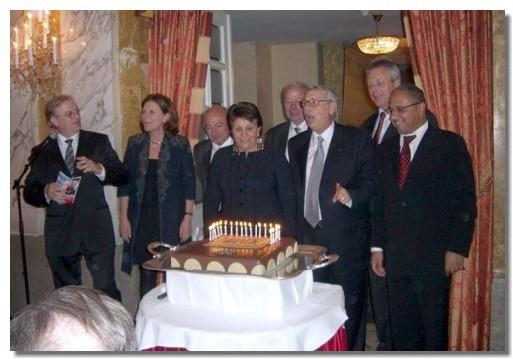 Manor a soufflé ses 20 bougies dans le cadre prestigieux de l'Hôtel Impérial à Vienne