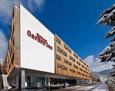 Le 1e hôtel Garden Inn de Suisse ouvre ses portes à Davos, face au centre de conférence - Photo DR