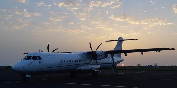 Cette liaison aérienne est la deuxième ouverture de ligne de l'année pour Amelia International, après Rodez – Paris Orly en janvier - DR