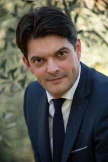 Jérôme Viaud, le maire de Grasse - DR : Jean-Louis Paris