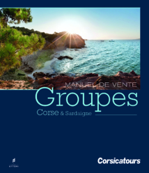 Corsicatours : la brochure Groupes 2013 change de look