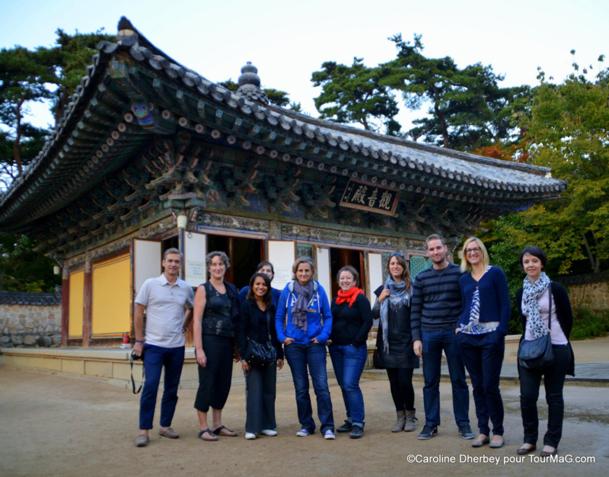 La Corée du Sud, une destination idéale pour une première découverte de l'Asie - photo C.D.