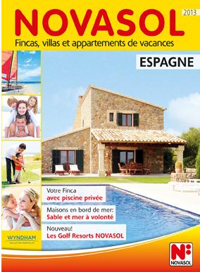 La nouvelle brochure Espagne - DR