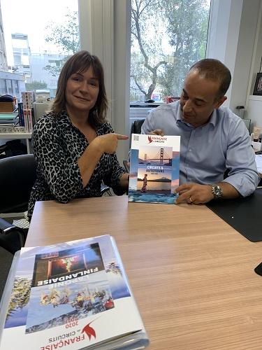 La nouvelle brochure la Française des Circuits - DR