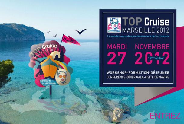 La 11e édition de Top Cruise se tiendra le 27 novembre, au cœur même du Seatrade Med avec la participation active de 25 compagnies - Photo DR