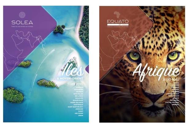 """Solea : les brochures """"Iles & Moyen Orient"""" et """"Afrique"""" arrivent en agences"""