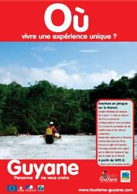 La Guyane valorise ses « produits » touristiques