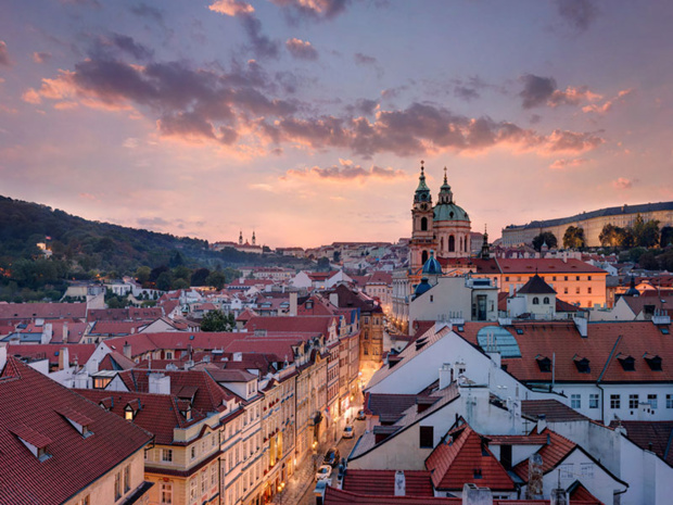 Prague - DR : CzechTourism