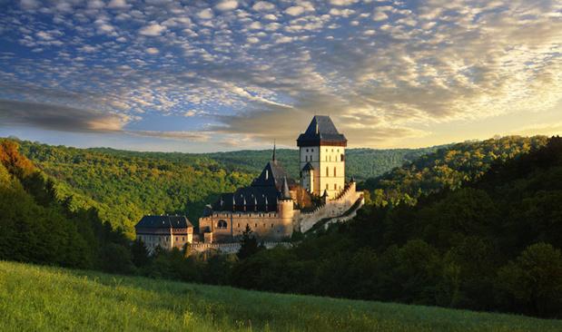 Chateau Karlstejn - DR : CzechTourism