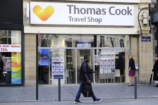 Fosun pourrait relancer l'activité de Thomas Cook au Royaume-uni dans les prochaines semaines - Crédit photo : depositphotos