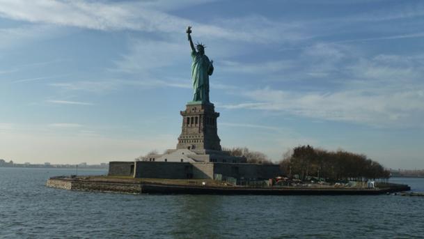 la Statue de la Liberté est à nouveau fermée pour une durée… indéterminée. - Photo MS