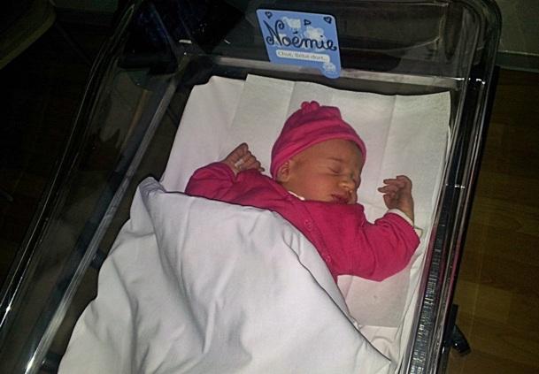 Une petite Noémie au foyer de Mélanie Philibin... le 8e bébé TourMaG.com !