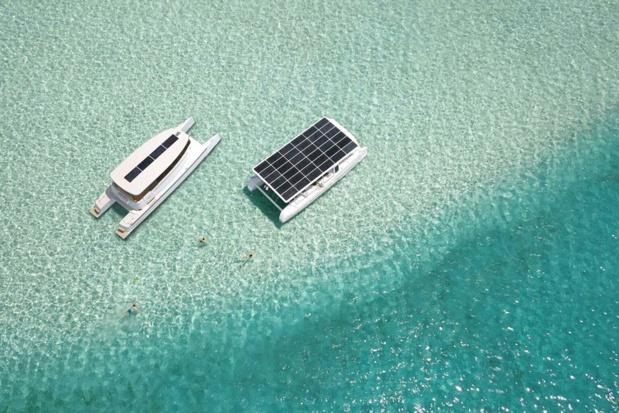 L'hydrogène et les matériaux naturels, ainsi que le maritime sont représentés parmi les finalistes du Tech4Islands Awards - crédit photo : Soel Yachts