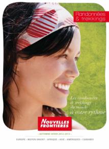 Nouvelles Frontières édite sa brochure Randonnées et Trekkings 2013
