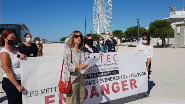 A Marseille notamment les guides conférenciers se réuniront sur la place BARGEMON à 13h - DR
