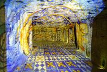 Caves Monmousseau Blois - DR : Caves Monmousseau